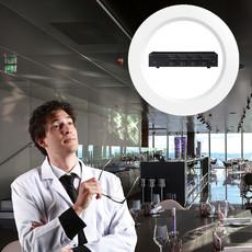 Mezclador Procesador de audio y Procesador de señal de audio