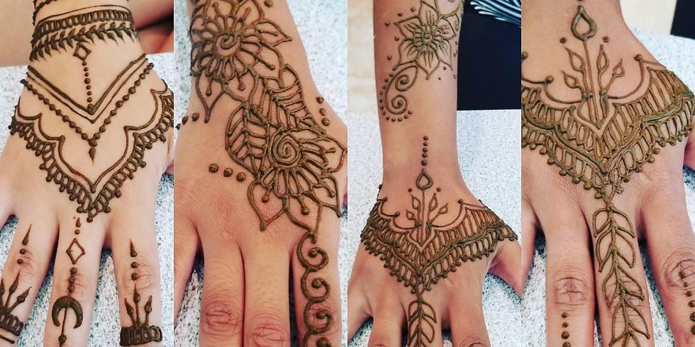 Henna Party @Pinka