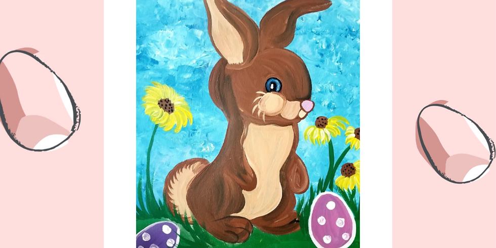 Easter Bunny Paint Class ( all Ages)