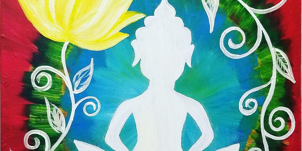 A Touch of Zen Virtual Paint Class