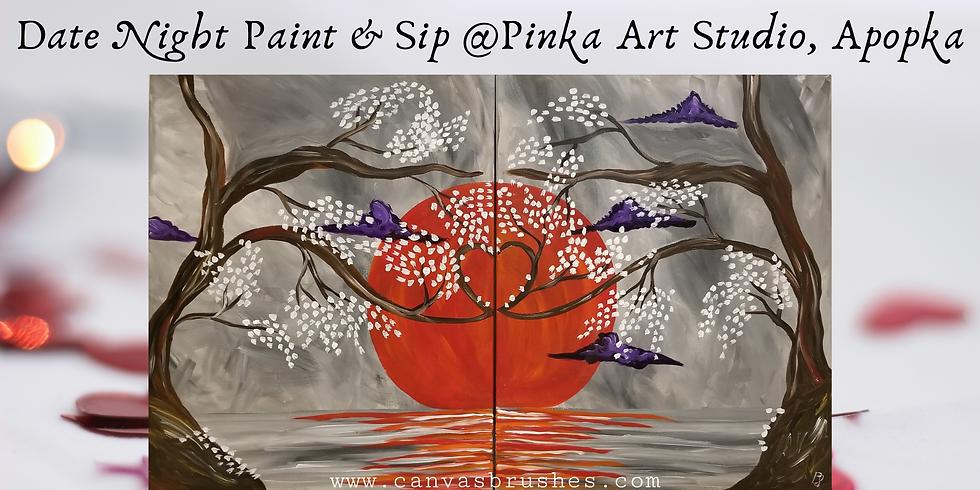 Date Night Paint & Sip @Pinka