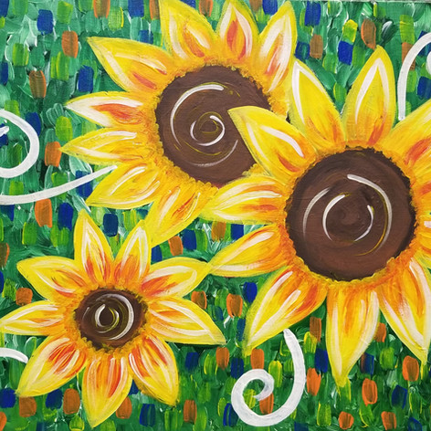 "Feeling ""Sunflowery"