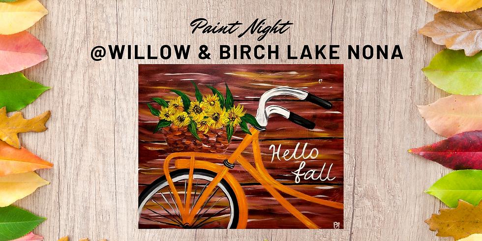 Paint Night @ Willow & Birch Lake Nona
