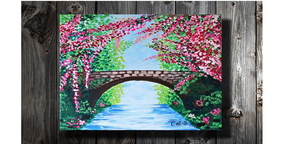 Spring Time Paint Night
