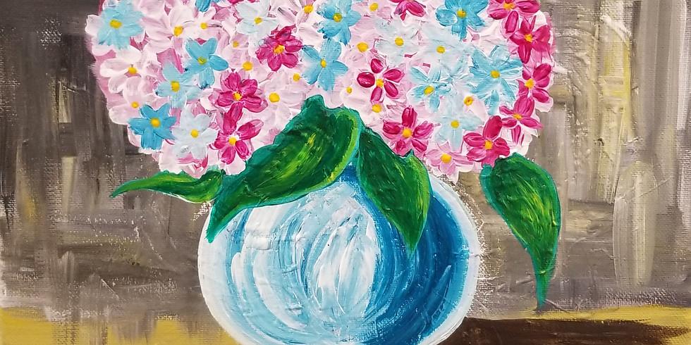 Happy Hydrangeas