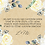 Thumbnail: Kartičky na dary Grace Kelly No.2, 75x105 mm