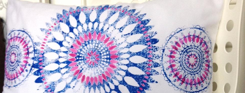 Povlak na polštář Slunečnice barevná, 60x40