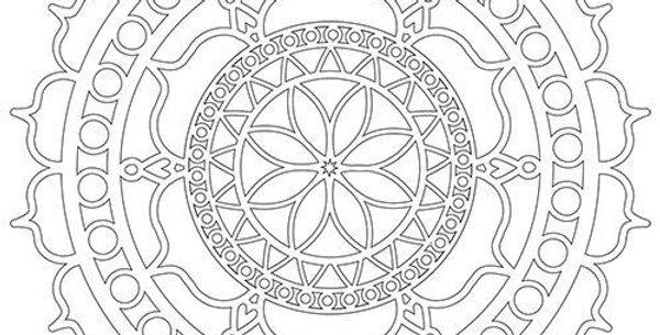 Mandala č.3