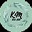 Thumbnail: Svatební jmenovky Lístky - mint, 75x105 mm