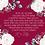 Thumbnail: Kartičky na dary Burgundy Grace Kelly- víno, 75x105 mm