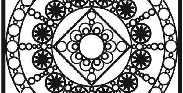 Mandala č.4
