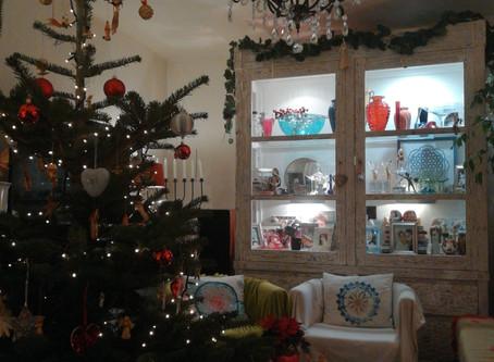 Střípky z vánočního domu