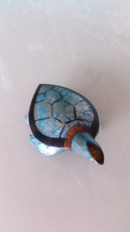Želva z Bali