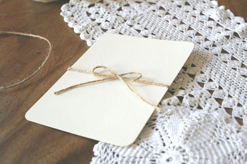 Přidat podkladový papír - ivory - Alenčina zahrada