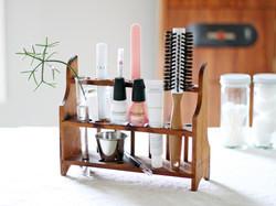 Kosmetika do stojanu.