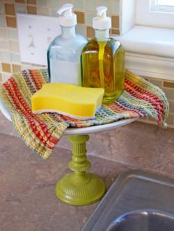 Mycí sada na nádobí - uklizeno!