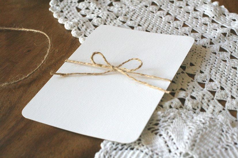 Přidat podkladový papír -bílý - Levandule a něha