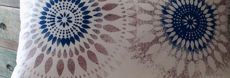 Povlak na polštář Pomněnky, 60x40
