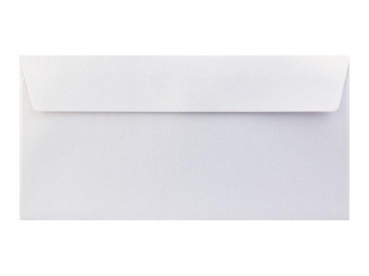 obálka perleťová bílá 16,5 Kč / ks