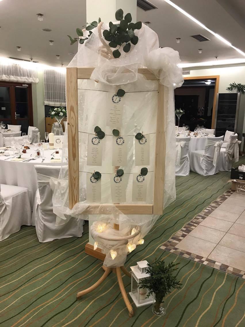 Svatba v zeleno bílé je evergreen.