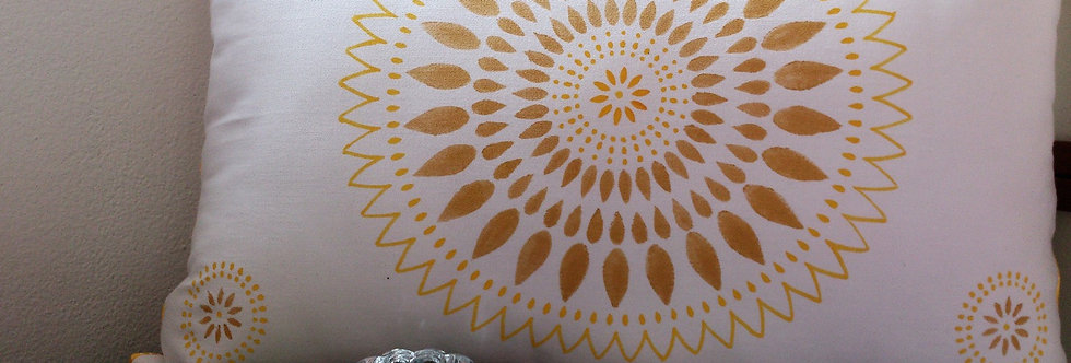 Povlak na polštář Slunečnice 7, 60x40
