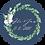 Thumbnail: Jmenovky Myrtový věneček No.3, 75x105 mm