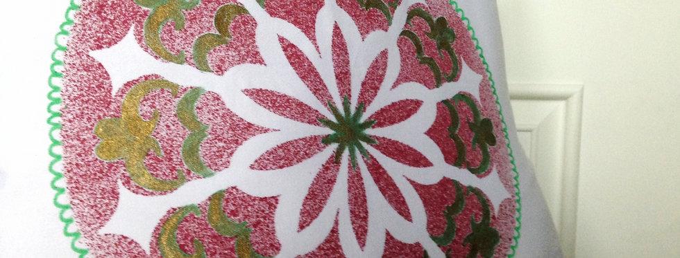 Povlak na polštář Śestá čakra, 50x40