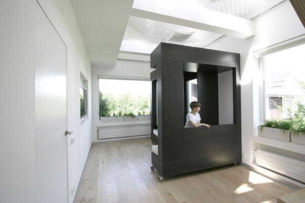 modulový nábytek pro studenty