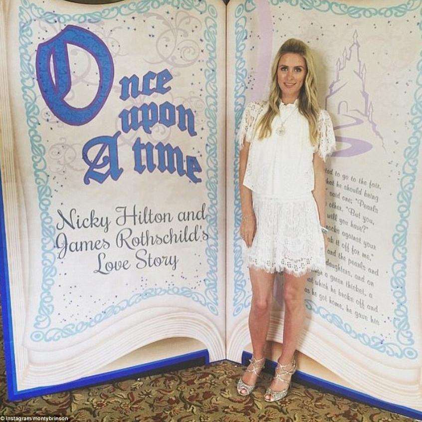 Svatba Nicky Hilton