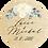 Thumbnail: Kulaté nálepky Grace Kelly, No.2, 72 ks /45 mm