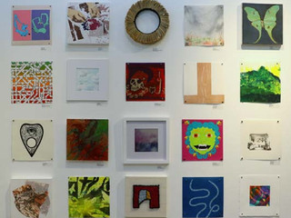 10 x 10 INVITATIONAL:  200 Works | 100+ Artists | $50