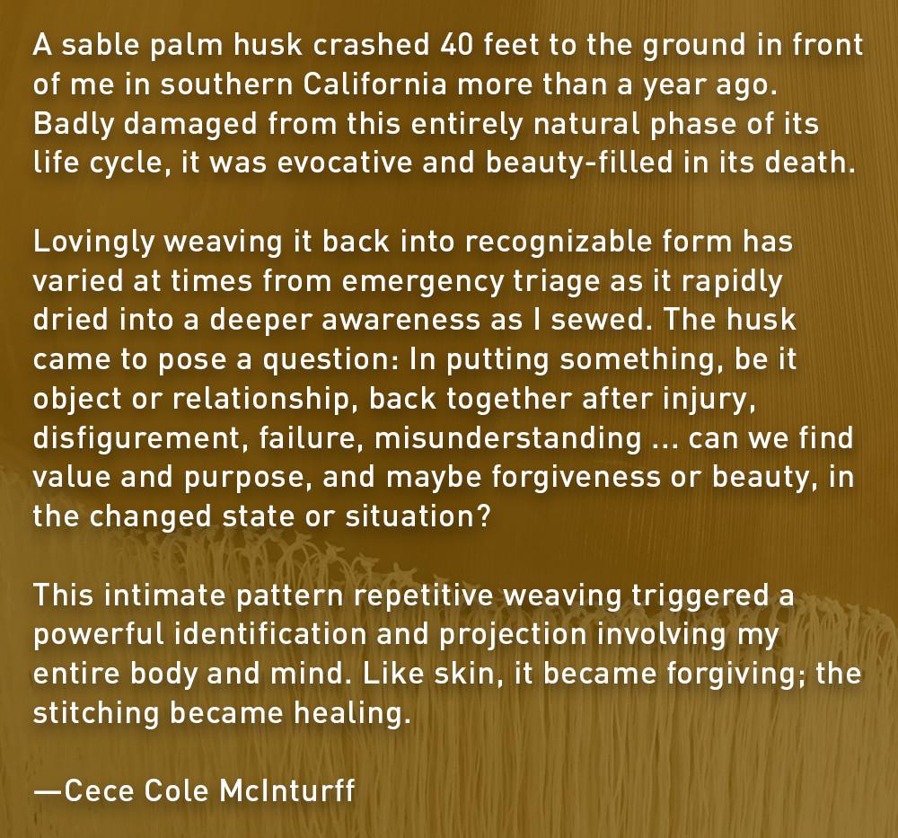 Artist Statement: Cece Cole McInturff