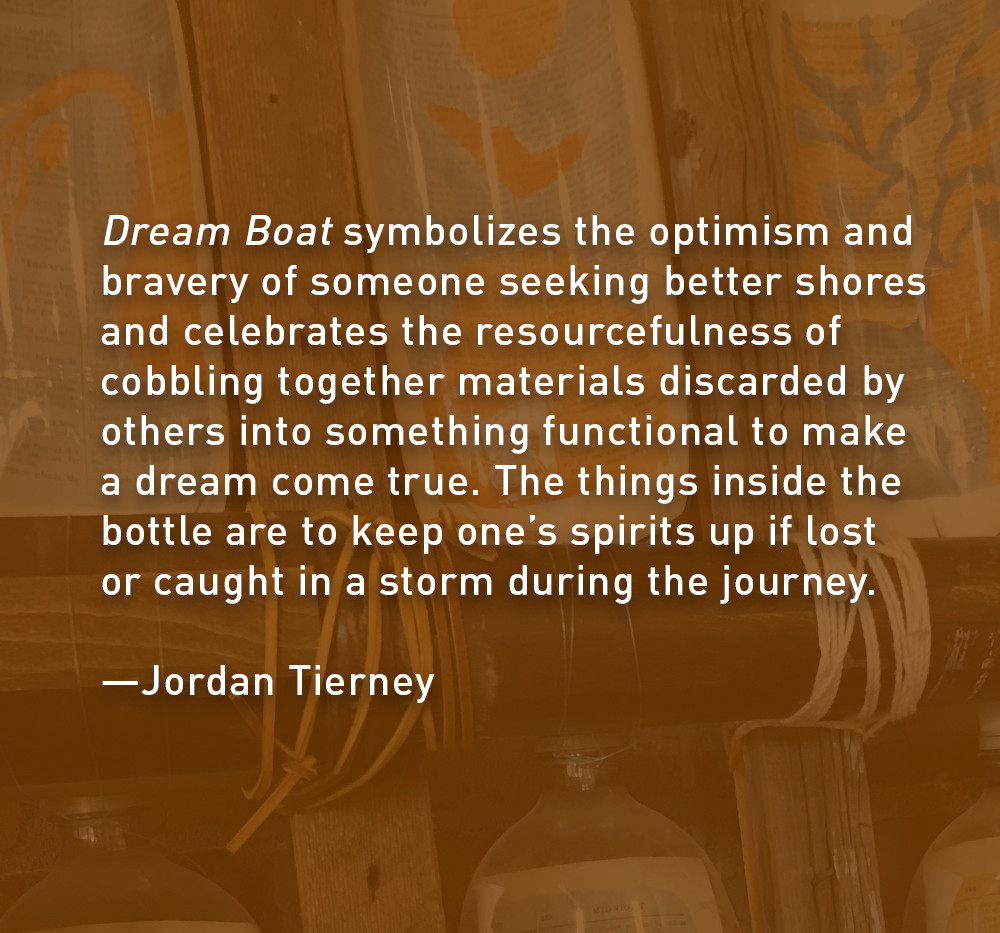 Artist Statement: Jordan Tierney