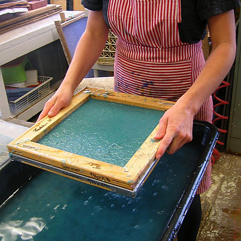 One-on-One Papermaking Workshop (3 hours)