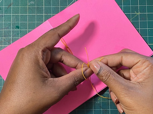 Zoom+Make: Why Knot?; Jul 22; 7-9pm