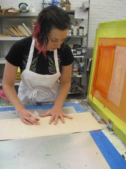 Screenprint Society (Member rate); Oct 19; 7-9pm