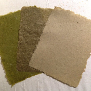 March 31, 2018 - Make-and-Take: A Papermaking Event