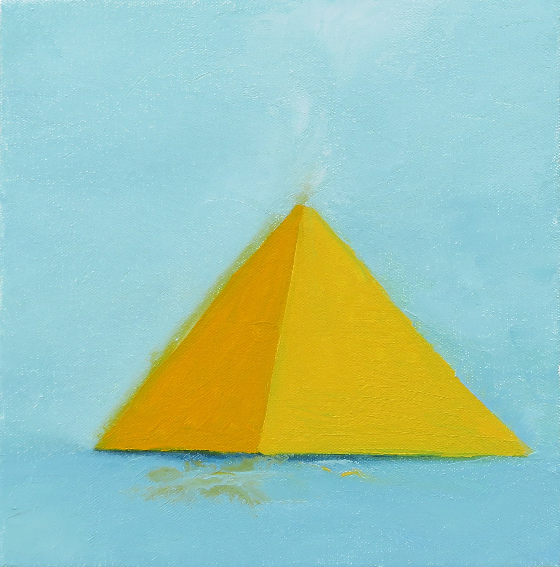 Pyramid 1, Yellow