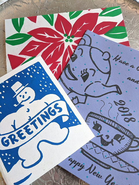 Printing Your Own Christmas Cards.Design Print Your Own Holiday Cards Dec 8 12pm 3pm