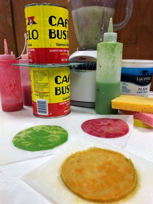 Zoom+Make: Tin Can Papermaking; Feb 17; 7-9pm