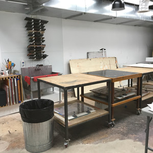 Screenprinting Expansion Now Complete!