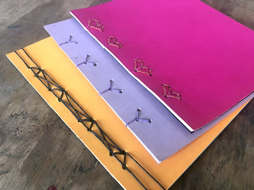 One-on-One Bookbinding Workshop (3 hours)