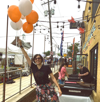 Hyattsville Arts Festival: Arts and Ales: Open Studios and Free Fun for All on September 21, 2019!