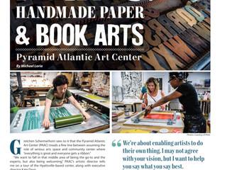 Prints, Handmade Paper & Book Arts
