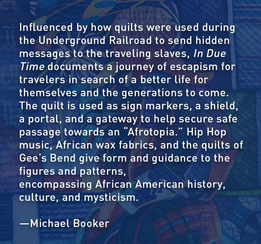 Artist Statement: Michael Booker