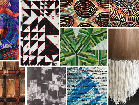 PATTERNING:  Curated by Molly Ruppert