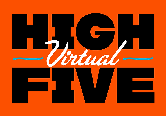 High (Virtual) Five! Members Print Exchange and Sale