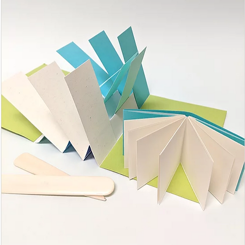 One-to-One Bookbinding Lesson (3 hours)