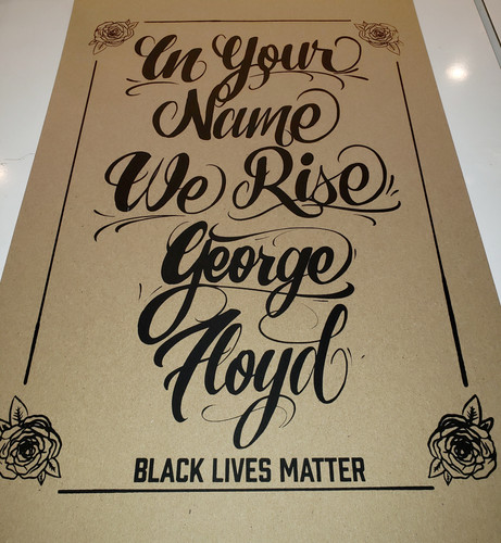 """""""In Your Name We Rise …"""" by John Ortiz"""
