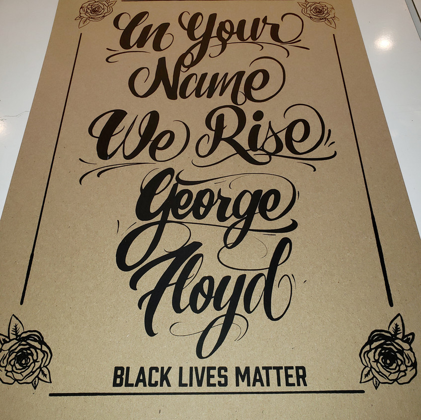 In Your Name We Rise